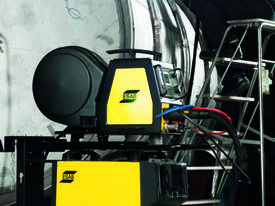 ESAB ARISTO MIG 4004i Pulse - picture5' - Click to enlarge