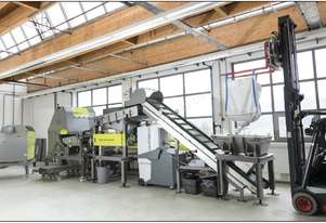 Multi-Sorting System for the recycling industry