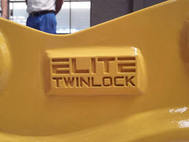ELITE TwinLOCK Quick Hitch to suit 7T - 10T - picture1' - Click to enlarge