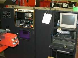 AMADA COMA 567 CNC Punch Press - picture1' - Click to enlarge