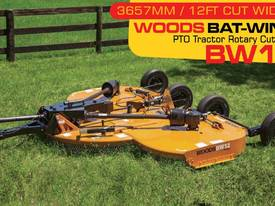 12ft Rotary PTO Tractor Cutters [BW12]