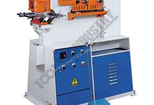 IW-45MQ - 45 Tonne Hydraulic Punch & Shear
