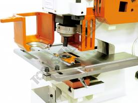 IW-45MQ - 45 Tonne Hydraulic Punch & Shear  - picture1' - Click to enlarge