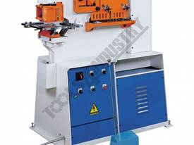 IW-45MQ - 45 Tonne Hydraulic Punch & Shear  - picture0' - Click to enlarge