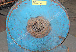 Dawn MFG Co Melb No 024F Forge Furnace Combustion