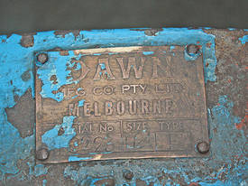 Dawn MFG Co Melb No 024F Forge Furnace Combustion  - picture7' - Click to enlarge