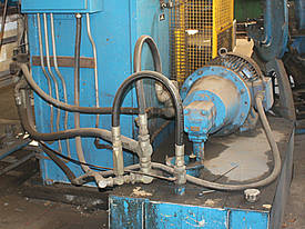 Hydraulic Press 100 Tonne Ram 100x80cm - picture1' - Click to enlarge