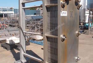 Apv Bell Bryant Plate Heat Exchanger.