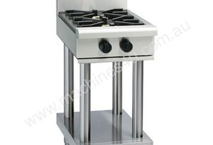 Gas Cooktop 2 Burner - With Leg Stand