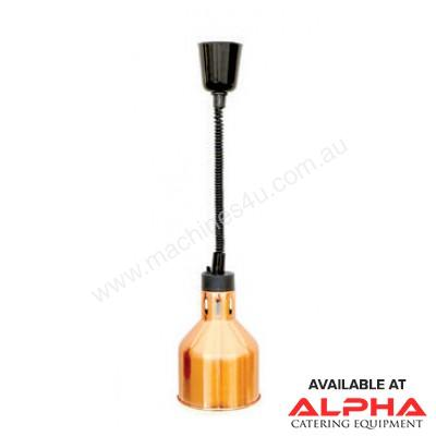 Anvil HLH0320G Minnie Gold/Copper Heat Lamp