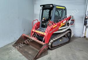 TAKEUCHI TL8 AIR CONDITIONED TRACK LOADER S/N -410