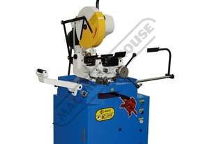 MC-315F CE Cold Saw, Includes Stand 100 x 85mm Rectangle Capacity Dual Speed 25 / 50rpm with Self Ce