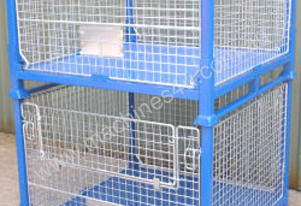 Or  Wire Mesh Pallet Boxes