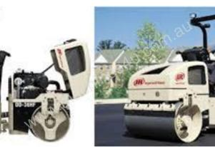 3.8 TONNE SMOOTH DRUM COMPACTION ROLLER