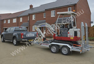 Brian James Digger Plant Trailer
