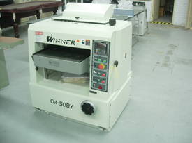 WINNER CM 508YPE WITH DISPOS  CUTTERS SPIRAL HEAD - picture0' - Click to enlarge