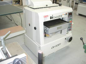 WINNER CM 508YPE WITH DISPOS  CUTTERS SPIRAL HEAD - picture6' - Click to enlarge