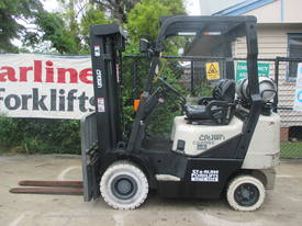 Crown 2 ton Container Mast Used Forklift