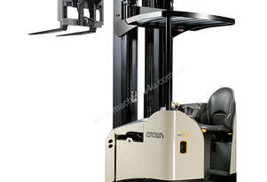 Crown Double Reach Sit-Down Forklift(RD)