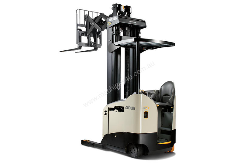 New Crown DOUBLE REACH SIT-DOWN RD High Reach Forklift in