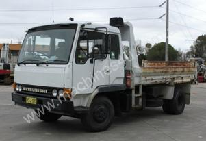 Mitsubishi FK417 Tipping tray Truck