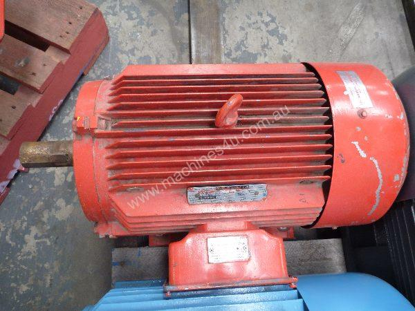 GEC 30HP 3 PHASE ELECTRIC 1450RPM