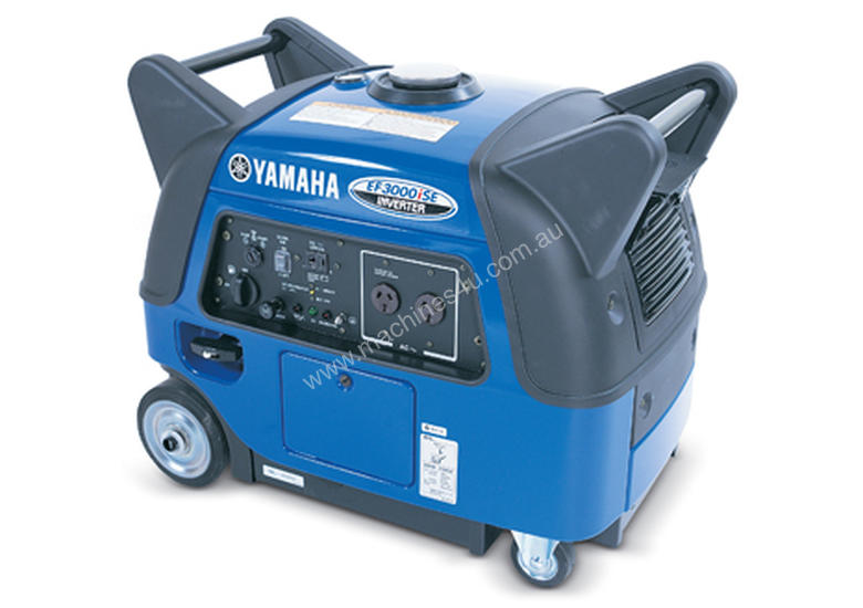New yamaha ef3000is inverter generator in browns plains for Yamaha generator ef3000is