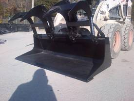 Skidsteer Bucket Grapple 1650mm