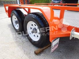 4.5 TON Heavy Duty Plant Trailer Deluxe ATTPT - picture12' - Click to enlarge