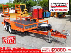 4.5 TON Heavy Duty Plant Trailer Deluxe ATTPT - picture0' - Click to enlarge