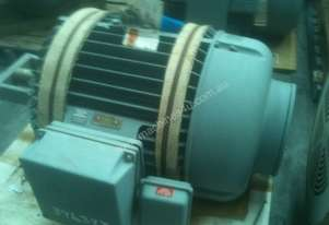 75kw 6 pole 415v AC Electric Motor