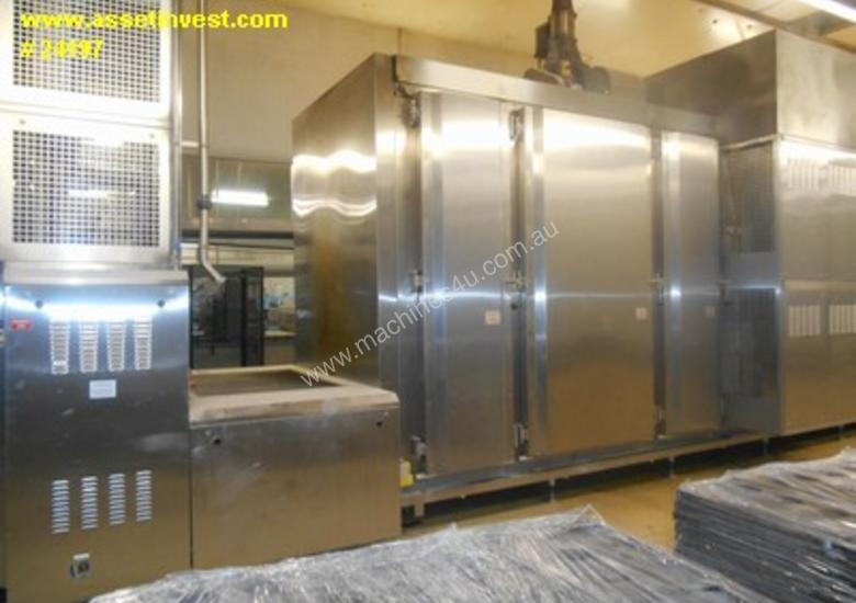 Used Auto Bake Serpentine Mk119 Bakery System In Perth Wa