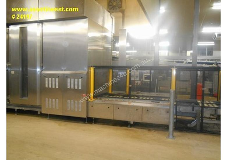 Used Auto - Bake SERPENTINE MK119 Bakery System in PERTH, WA