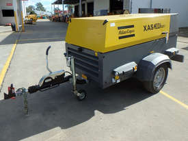 NEW Atlas Copco Diesel Air Compressor