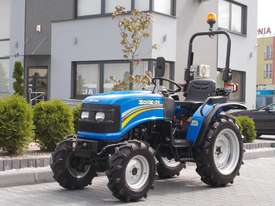 Solis 26 Tractor - picture4' - Click to enlarge