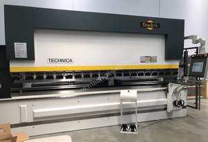TECHNICA 170 / 4100 CNC PRESS BRAKE -IN STOCK NOW