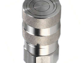 HYDRAULIC FLAT FACE QUICK COUPLING 3/4