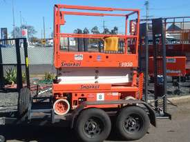 SNORKEL S1930 SCISSOR LIFT AND TRAILER PACKAGE  - picture0' - Click to enlarge