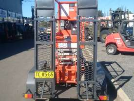 SNORKEL S1930 SCISSOR LIFT AND TRAILER PACKAGE  - picture1' - Click to enlarge