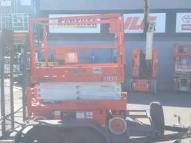 SNORKEL S1930 SCISSOR LIFT AND TRAILER PACKAGE  - picture2' - Click to enlarge