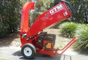GTM 1300 WOOD CHIPPER 13HP