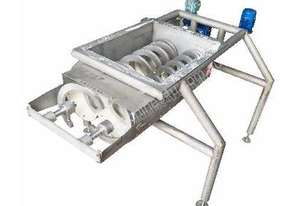 Continuous Twin Auger Feeder/Mixer