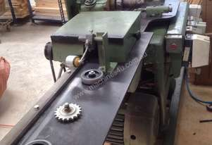 Used timber cutter machine