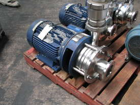 Stainless Centrifugal Pump - 18.5kW - picture0' - Click to enlarge