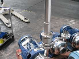 Stainless Centrifugal Pump - 18.5kW - picture1' - Click to enlarge