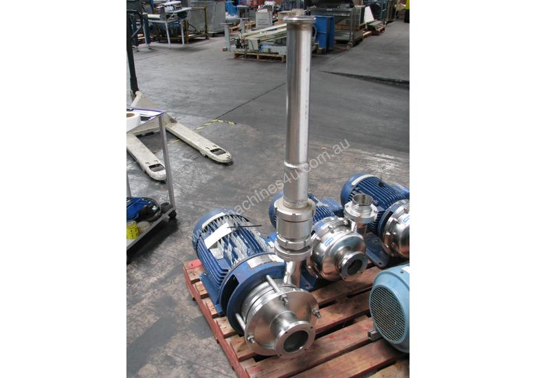 Stainless Centrifugal Pump - 18.5kW