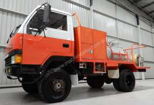 Mitsubishi Canter Water truck Truck