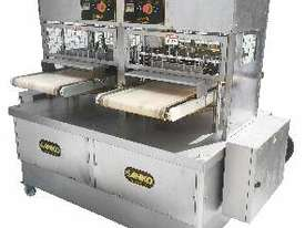 Pressing and Heating Machine (tortillas, flat breads) - picture8' - Click to enlarge