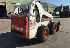 Bobcat   S250 Skid Steer Loader