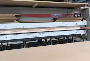 USED BAIONI ITALIAN HOT PRESS